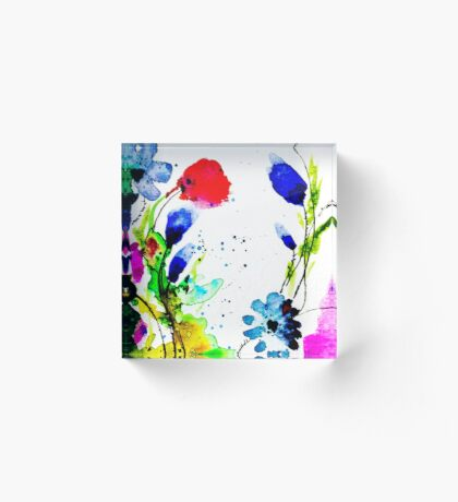 BAANTAL / Pollinate / Evolution #11 Acrylic Block