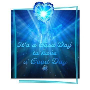 Good Day Every Day by Nikki Ellina  by nikki69