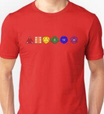 Gay Pride (Polyhedral Edition) T-Shirt