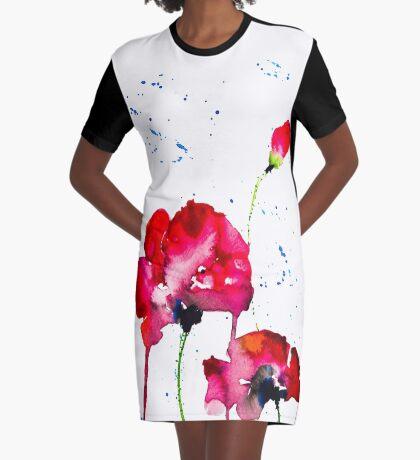 BAANTAL / Pollinate / Evolution #12 Graphic T-Shirt Dress