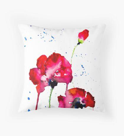 BAANTAL / Pollinate / Evolution #12 Throw Pillow