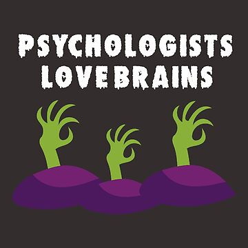 Psychologists Love Brains  by spinningvisions