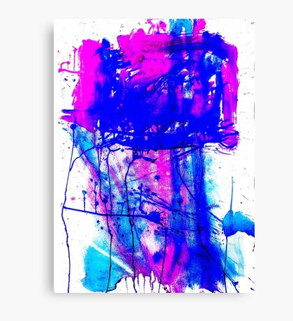 BAANTAL / Patch #3 Canvas Print