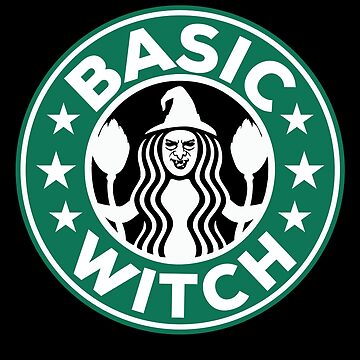 Basic Witch Halloween Trick Or Treat Unisex by BUBLTEES