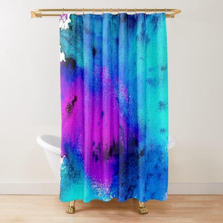 BAANTAL / Patch #4 Shower Curtain