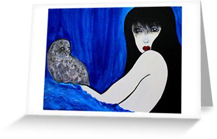 OWL by Ming  Myaskovsky