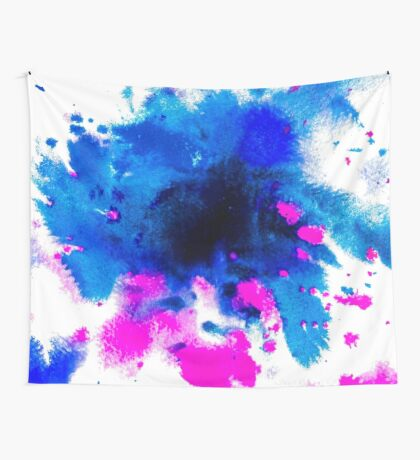 BAANTAL / Patch #6 Wall Tapestry