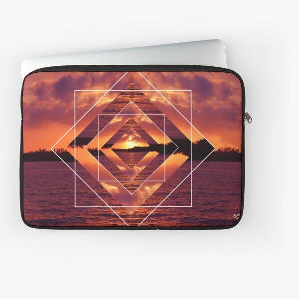Cloudy Seas Laptop Sleeve