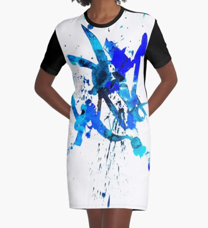 BAANTAL / Patch #9 Graphic T-Shirt Dress