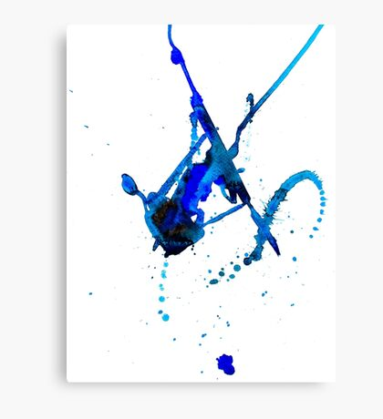 BAANTAL / Patch #10 Canvas Print