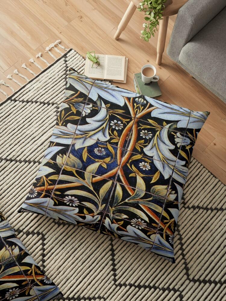 William Morris beautiful Art Nouveau design, vintage,victorian,belle époque,floral,nature,elegant,flowers,flowing by love999