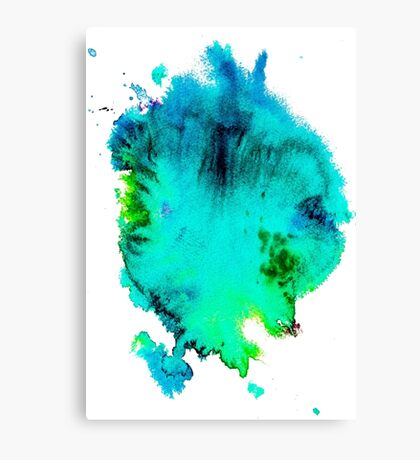 BAANTAL / Patch #11 Canvas Print