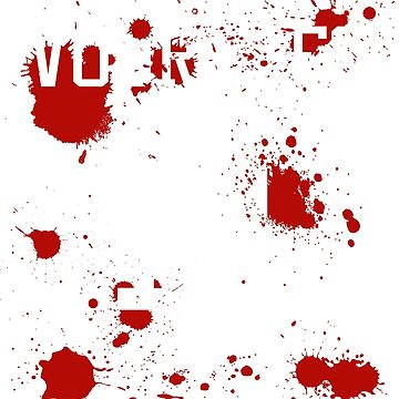 Voorhees 13 Halloween Scary Horror Design by ThePrintGuys