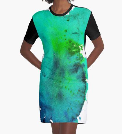 BAANTAL / Patch #12 Graphic T-Shirt Dress