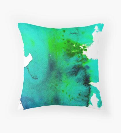 BAANTAL / Patch #12 Throw Pillow