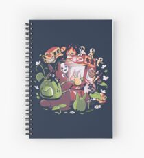 Ready Spirit One Spiral Notebook