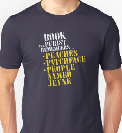 The Book Purist Remembers 1 T-Shirt
