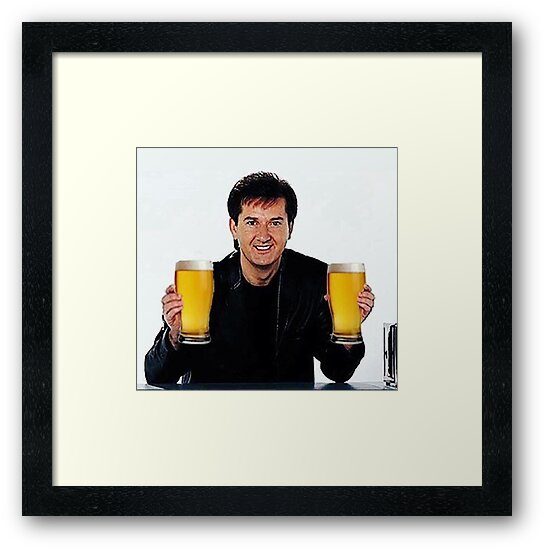 Daniel o Donnell Drinks Coaster Can Be Personalised