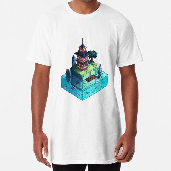 Lone Temple Long T-Shirt