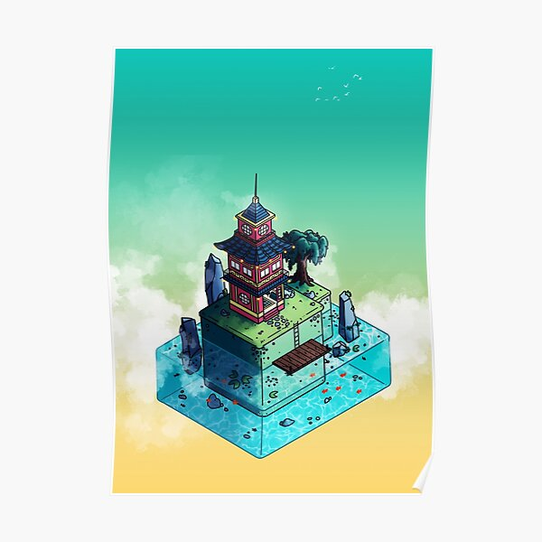Lone Temple Poster