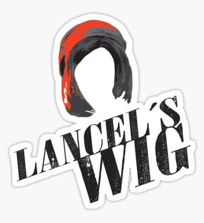 Lancel's Wig Sticker
