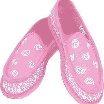 Chola Pink Slippers by SamuelMolina