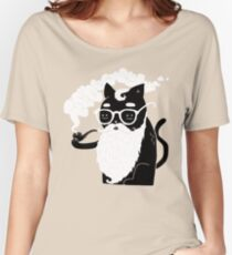 Whiskers And Pipe Women's Relaxed Fit T-Shirt