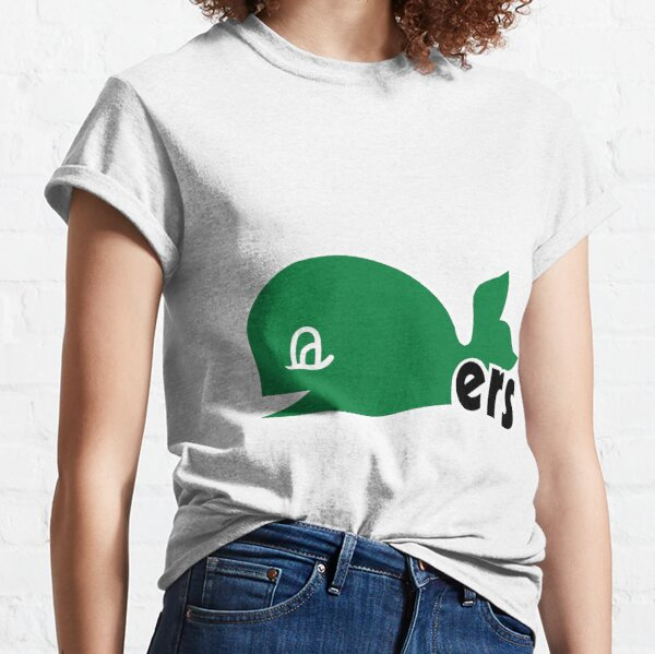 Hartford Whalers Alternate Logo Classic T-Shirt