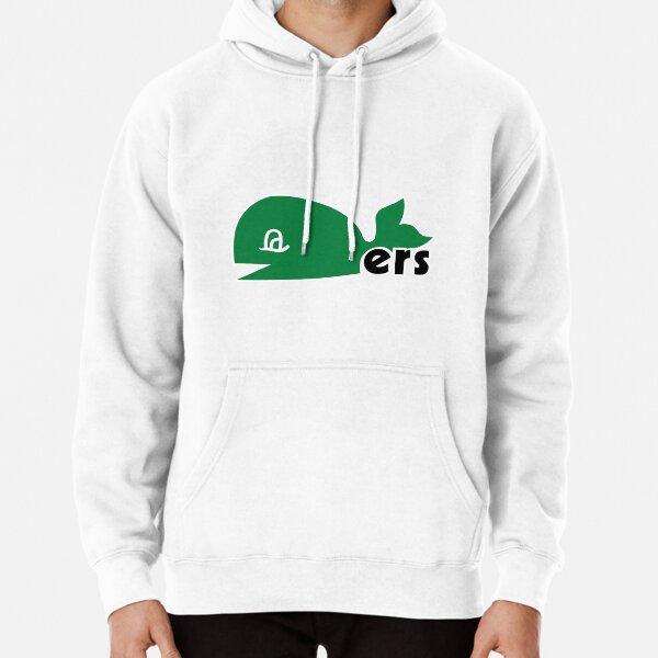Hartford Whalers Alternate Logo Pullover Hoodie