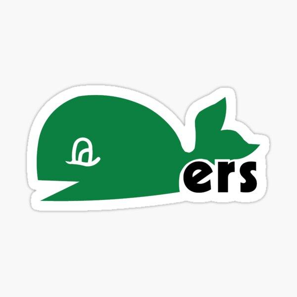 Hartford Whalers Alternate Logo Sticker