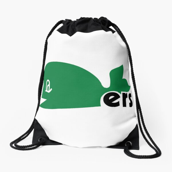 Hartford Whalers Alternate Logo Drawstring Bag