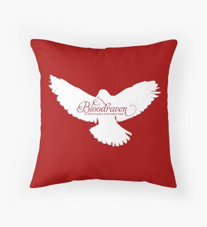 Bloodraven Throw Pillow