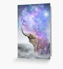 Don't Be Afraid To Dream Big Greeting Card