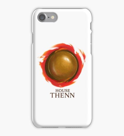 House Thenn iPhone Case/Skin