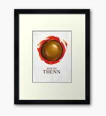 House Thenn Framed Print
