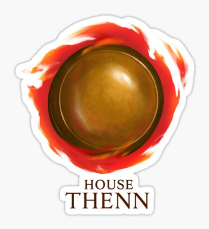 House Thenn Sticker
