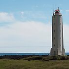 Malarrif Lighthouse Snaefellsnes by PetersPicks