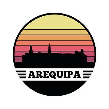 Arequipa Skyline (Peru) by SvenHorn
