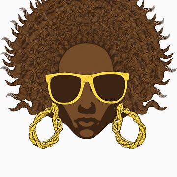 Afro Cool by brev87