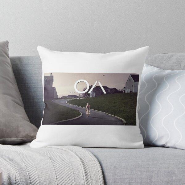 The OA Throw Pillow