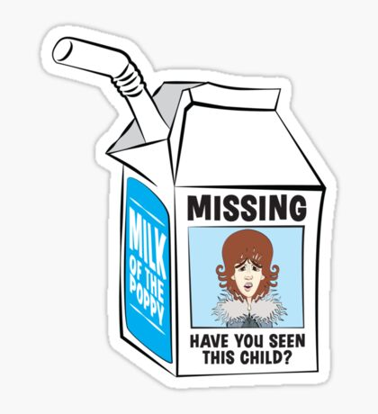 Have you seen Rickon? Sticker