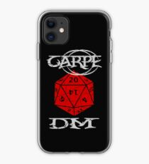 Carpe DM iPhone Case