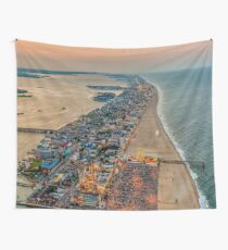 Ocean City Wall Tapestry