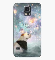 Lass deine Träume fliegen Hülle & Klebefolie für Samsung Galaxy