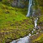Olafsvik Waterfall by PetersPicks