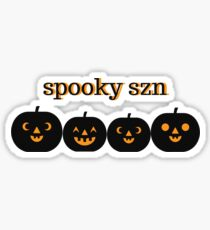 Spooky Szn Sticker