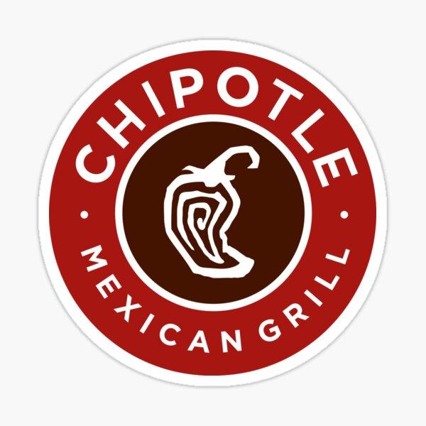 Chipotle Logo Sticker