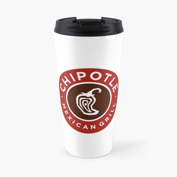 Chipotle Logo Travel Mug