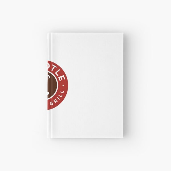 Chipotle Logo Hardcover Journal