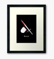 Baelor Framed Print